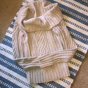 Abercrombie and Fitch cowl neck sweater